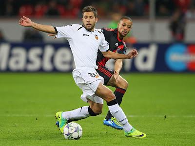 Bayer Leverkusen 2 - 1 Valencia (1)