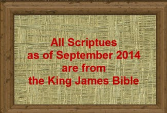 Scripture References . . .