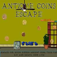Antique Coins Escape
