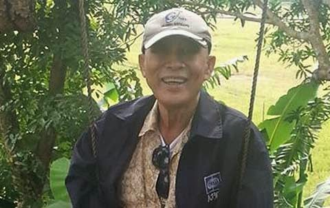 Former Board Member and former Milaor, Camarines Sur Mayor Ernesto G. Verdadero