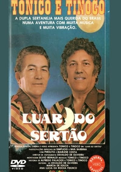 Tonico e Tinoco - DVD Luar do Sertão O Filme ( 1971 )