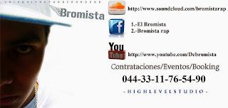Bromista - O Conmigo O Contra Mi [2010] - Comportamiento Verbal [2012]