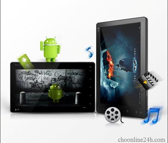 NOVO7 là chiếc máy tính bảng sử dụng nền tảng Android Ice Cream Sandwich (Android 4.0) đầu tiên có mặt trên thị trường, tuy nhiên, mức giá của sản phẩm lại rẻ đến mức khó tinh: chỉ 90 USD.
