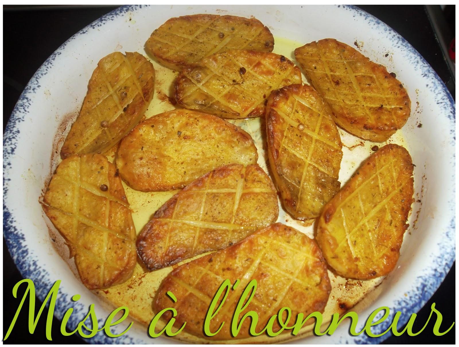 Pommes de terre croisillon à la mexicaine
