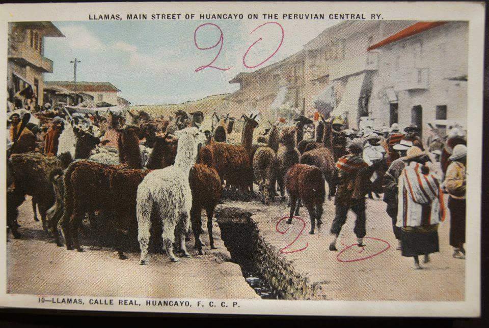 HUANCAYO 1920