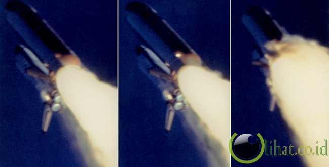 Challenger Explosion - $ 5,5 Miliar