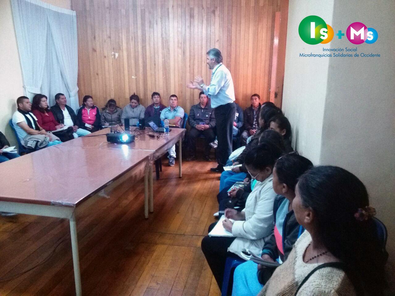 Microfranquicias Solidarias de Occidente: Microfranquicias ...