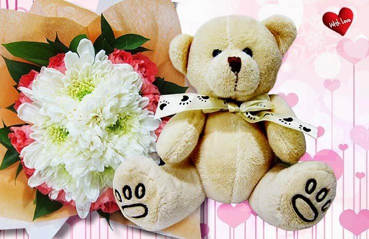 Gambar boneka teddy manis banget