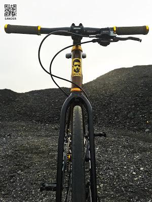 Sander Design Speedbike 2 Gearig