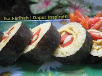 Resep Sushi Nasi Kuning