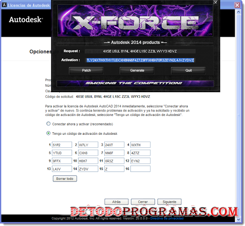 xforce keygen autocad 2016 64 bit  windows 7
