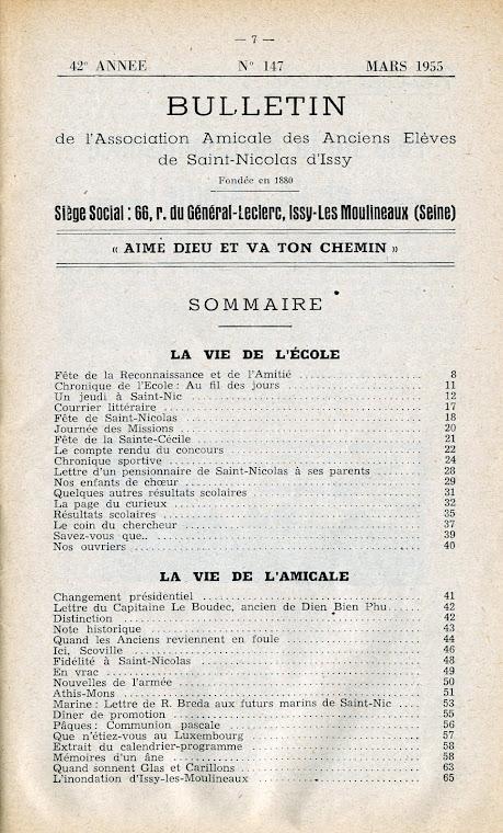 Mars 1955
