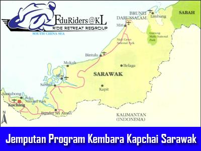 Jemputan Program Kembara Kapchai Sarawak