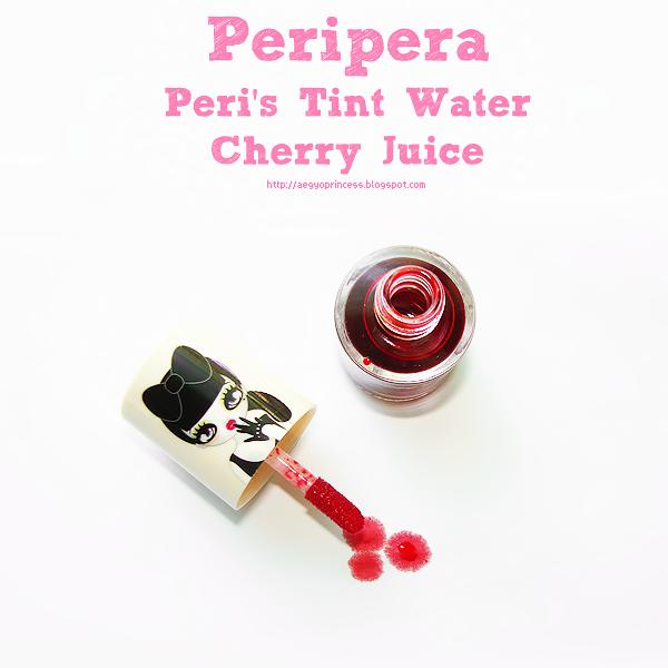 Peripera Peri's Tint Water Cherry Juice