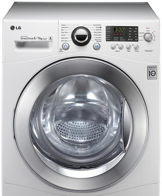 Buy Washing Machine: LG Washer Dryers
