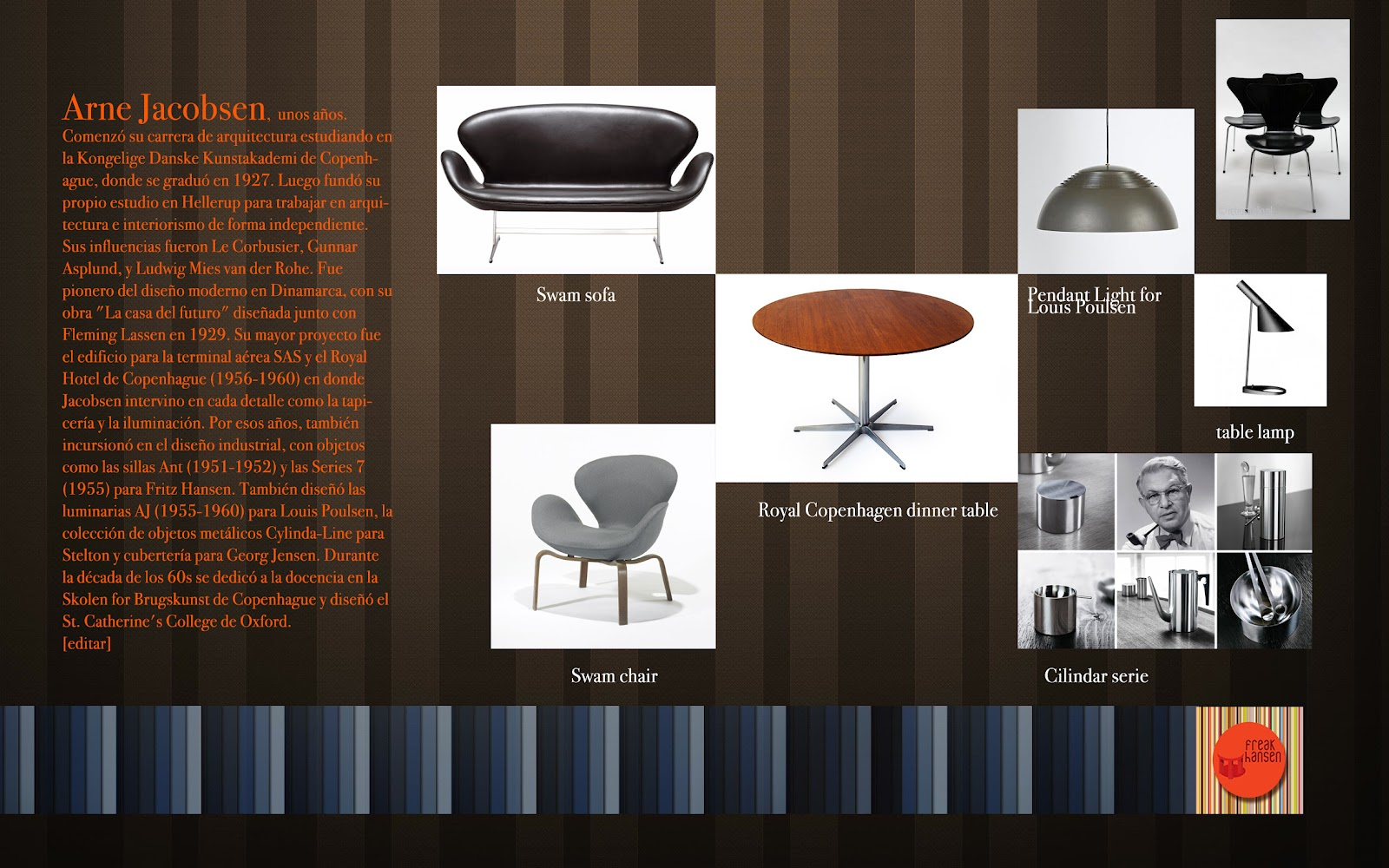 freak h nsen mid century scandinavian furniture vintage jacobsen in freak hansen. Black Bedroom Furniture Sets. Home Design Ideas
