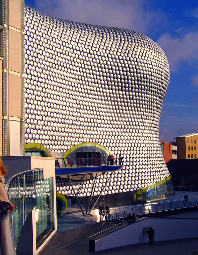 Selfridges Birmingham, England