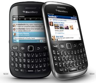 Daftar Harga Blackberry Mei 2013