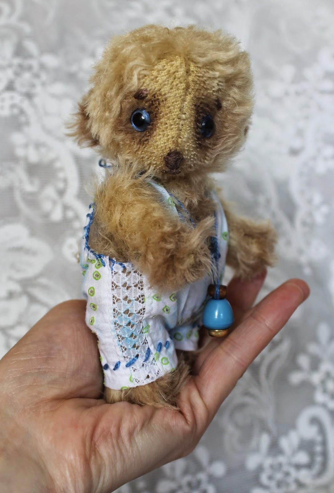 овечка в стиле Тедди