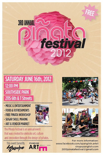 Piñata Festival at Southside Park June 16
