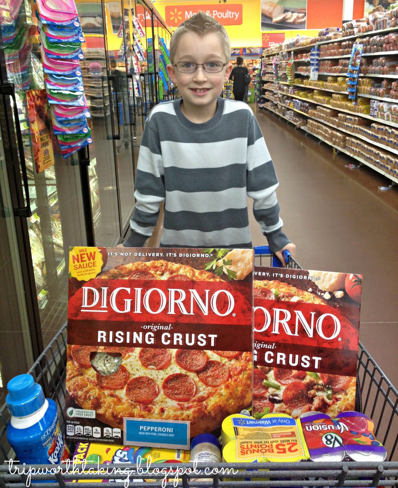#gametimegoodies #shop #cbias #digiorno #walmart