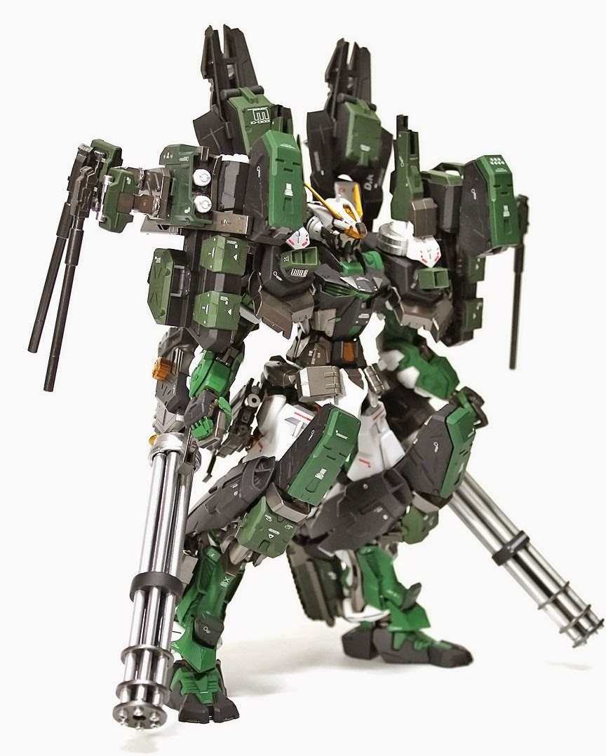 Gundam Guy Mg 1 100 Gundam Astray Green Frame And Gear