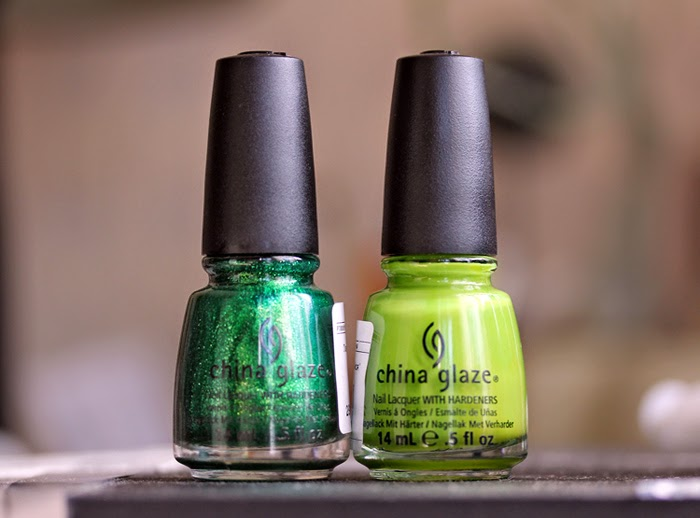 China Glaze Def Defying