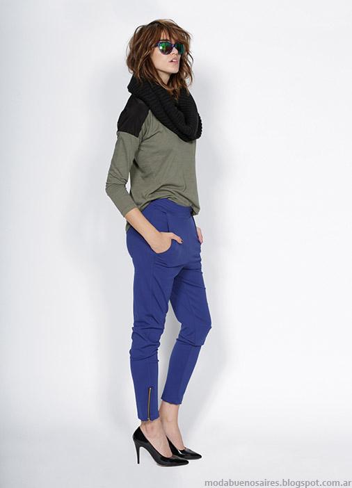 Moda jeans invierno 2015 Gloria Jeans.