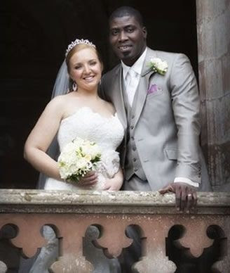 Princess Kirsty and Prince Mustapha Abidou