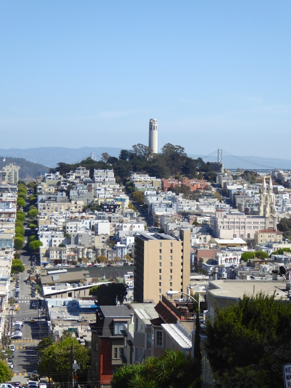 Coit Tower San Francisco