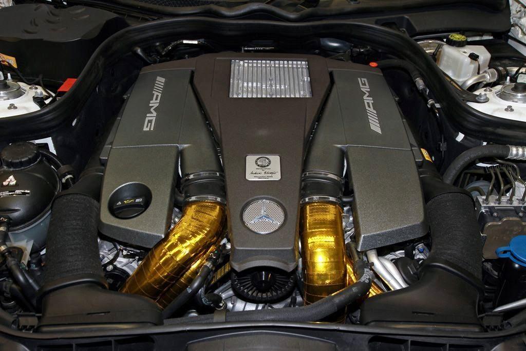 Posaidon RS850 Mercedes Benz E 63 AMG