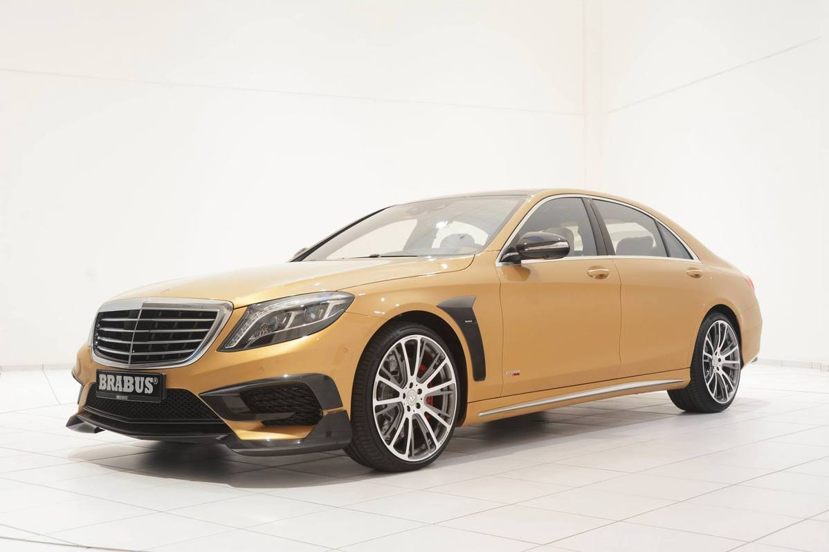 Brabus 850 mercedes benz w222 s63 amg benztuning for Mercedes benz brabus amg