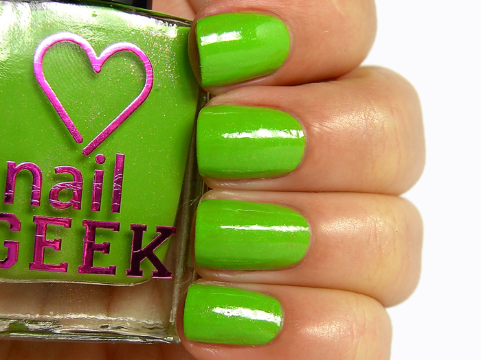 I Heart Makeup Nail Geek - Refresher
