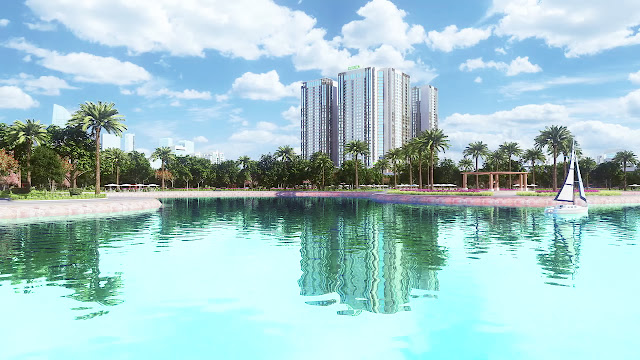 Hình ảnh dự án chung cư Eco Green City