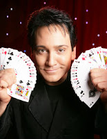 Terry Evanswood, magician