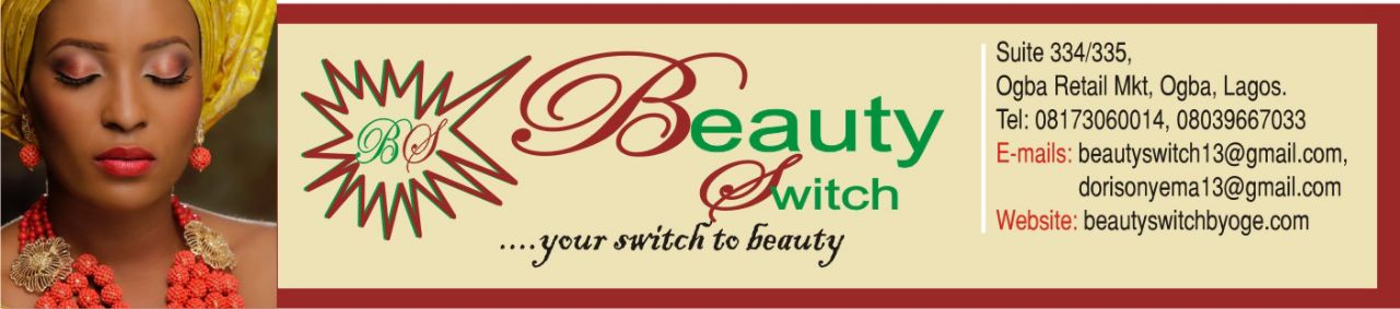 Beauty Switch by Oge