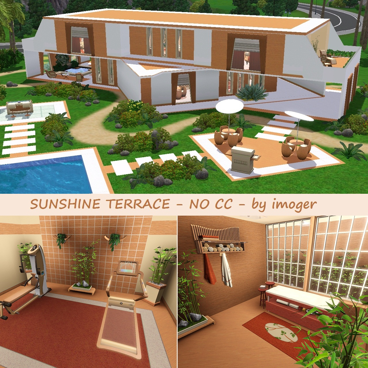 Imoger 39 s sims creations okt ber 2012 for 11319 sunshine terrace