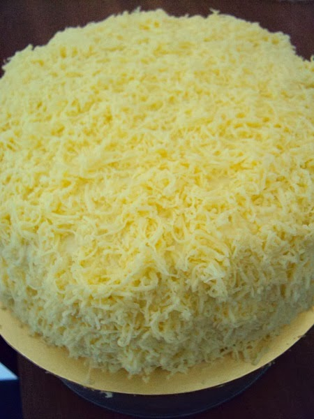 Untuk Tempahan : Snow Cheese Cake , saiz 7 & saiz 9