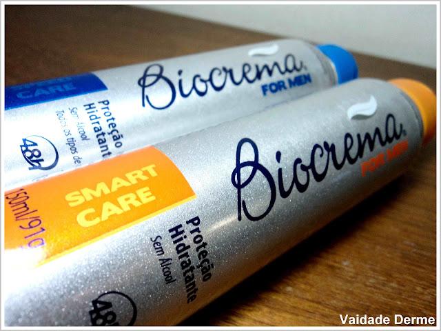 Desodorante Aerossol Biocrema Men Care