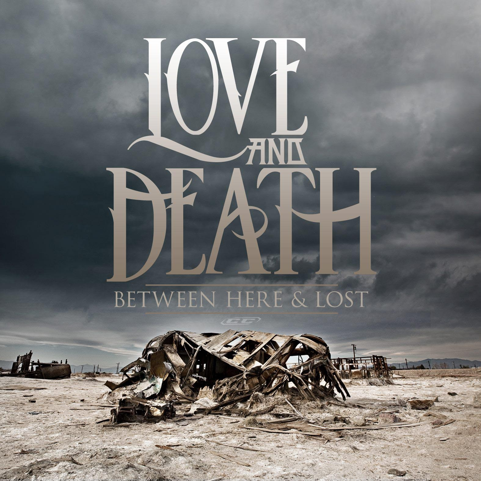 Love and Death - Between Here and Lost 2013 English Christian Metal Album Download