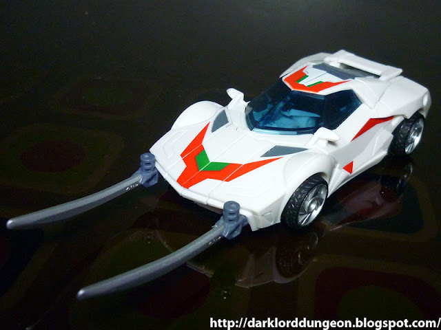 Transformers prime wheeljack car - photo#17