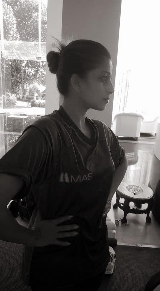 Nadeesha Hemamali Exercise