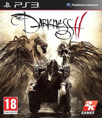 Jogos PLAYSTATION 3  The Darkness II,lançamento fevereiro