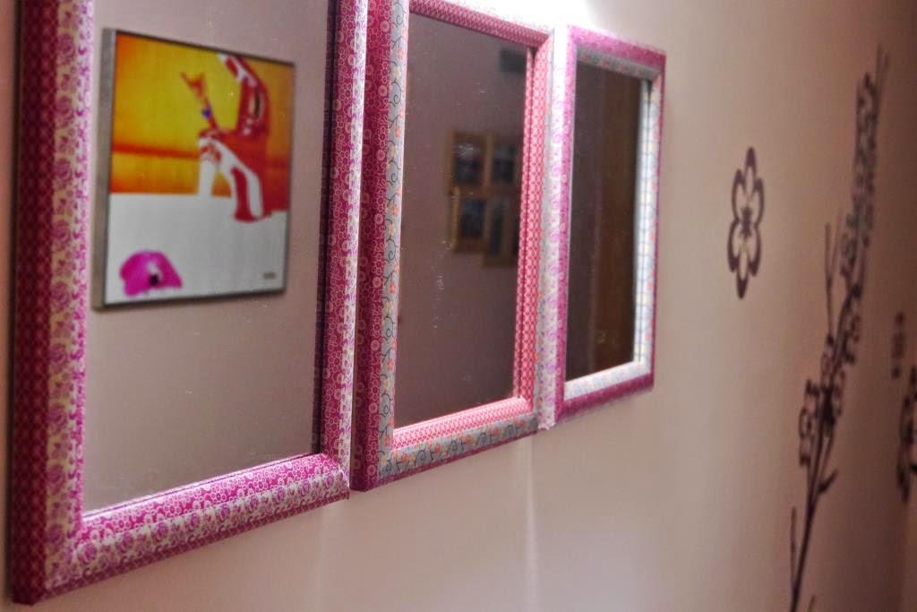 Marcos de espejos aprender manualidades es - Espejos para manualidades ...