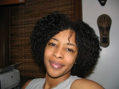 Short Hair Styles: Afro Hairstyles for Women