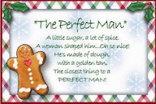 Stocking Stuffers - The Perfect Man