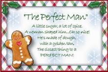 Stocking Stuffers - The Perfect Man