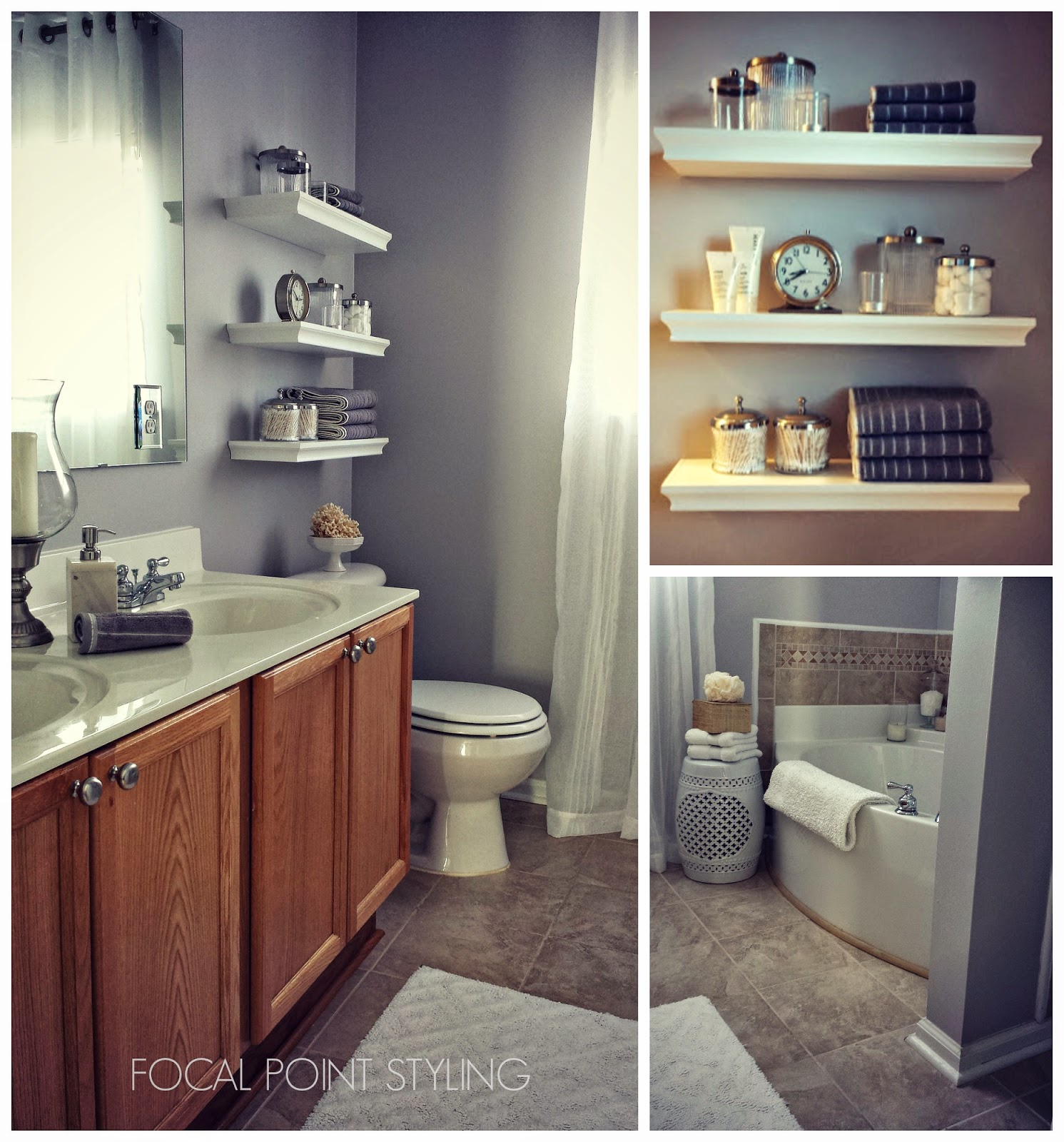 FOCAL POINT STYLING: Relocation & Home Organization: 3 Months After Move
