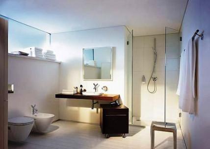 gambar interior kamar mandi