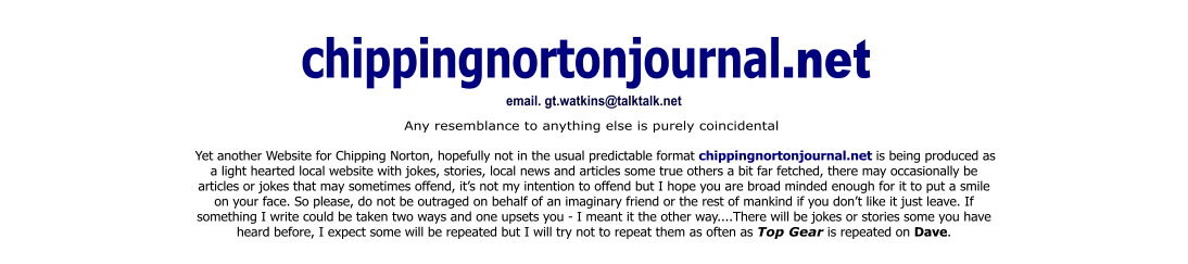 chippingnortonjournal